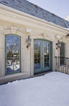 Limestone Door and Window Surrounds