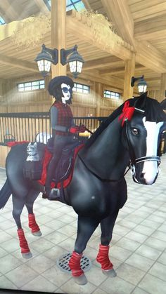 I want this horse sooooo bad! Star Stable Horses, Red And Black Outfits, Horse Riding Gear, Theodd1sout Comics, Cute Stars, Clothes Horse, Stables, Friends In Love, Amelia