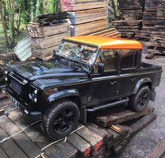 Land Rover Defender 130 Td4 DCH pickup