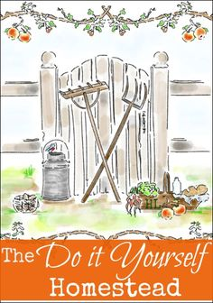 The Do It Yourself Homestead l The book of self sufficient living l Helps you…