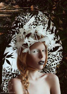 for Harper's Bazaar Fashion Forward by Viktoria Bolkina, via Behance