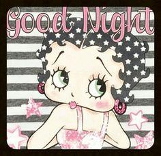 Betty Boop Good Night Photo by kpilkerton   Photobucket