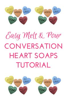 valentine heart molds