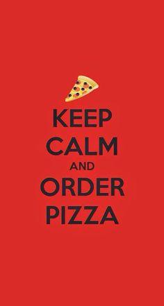 Pizza gehad ^^ 23-11