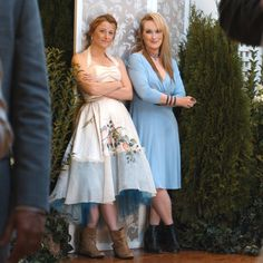 Meryl Streep and Mamie Gummer, 'Ricki and the Flash' - Famous Mother-Daughter Duos Who Starred Together On-Screen - Photos