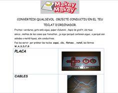 Aplicacions educatives amb el Makey Makey | Recursos d'Educació Especial