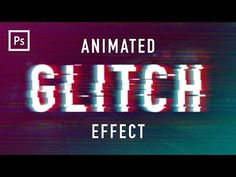 Get your FREE 2 month Skillshare premium membership: http://skl.sh/MadeByMighty In this Photoshop tutorial, I will show you how to create an animated glitch ...