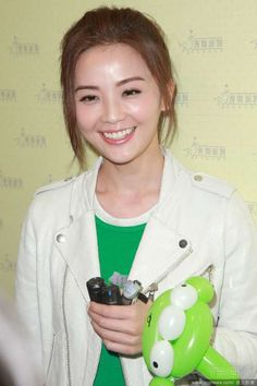 Hong Kong actress and singer Charlene Choi  http://www.chinaentertainmentnews.com/2015/03/charlene-choi-ready-for-new-challenge.html