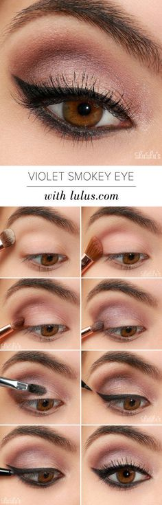 Gorgeous & Easy Makeup Tutorials For Brown EyesFacebookGoogle+InstagramPinterestTumblrTwitterYouTube