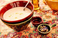 Sellerie-Süppchen mit Trüffelöl | cookionista