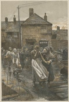 walter langley | Walter Langley - Among the Missing