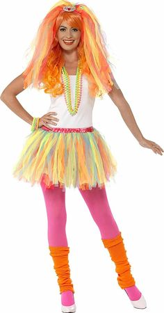 Princess Fancy Dress, Princess Party, 1980s Fancy Dress, Stag And Hen, Back To The 80's, Pink Satin, 80s Fashion, Tutu, Dress Up