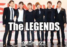 Shinhwa the Ultimate Legends!!!!!!