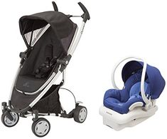 Quinny Zapp Xtra Mico AP Travel System  Blue  Rocking Black *** Read more at the image link. (This is an affiliate link)