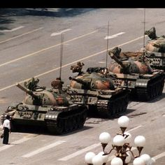 Tank Man – Jeff Widener  Often considered the most iconic photograph in history, 'tank man' or 'the unknown rebel' shows an act of courage and defiance and earned the anonymous man widespread fame. It took place during the protests at Beijing's Tiananmen Square on June 5, 1989, and has subsequently become a symbol of the end of the Cold War era, and one of the most famous photographs of the 20th century. Four people claim to have took photos of the event, but the most reproduced image, and…