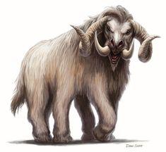 Bilderesultat for d&d goat