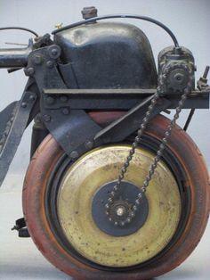 Autoped 1920 Model D 155cc 1 cyl aiv