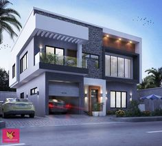 Lot12, Block14 House Outside Design, House Gate Design, Bungalow House Design, House Front Design, Villa Design, Modern Apartment Design, Modern House Design, Zen House, House Extension Design
