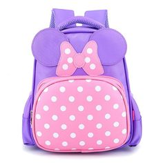 Cute Girls Synthetic Leather Bow School Bag Kids Princess Backpack School  Bags For Kids fa13a895c1cde