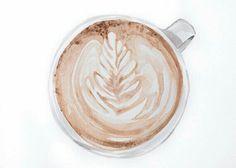 JasmineWisz : Latte