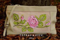 Vintage tapestry bag.