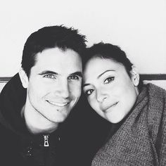 robbie amell and italia ricci - Google Search