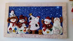 Advent Calendar, Diy And Crafts, Holiday Decor, Christmas, Home Decor, Gingham Quilt, Art Crafts, Appliques, Holiday Ornaments