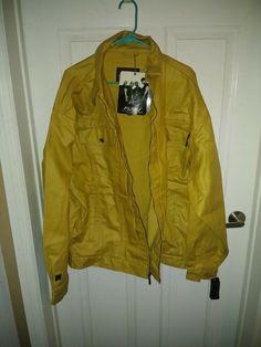 ecb3dbfb8ea85c Vintage Fubu Tan Jacket Nwt Old School xxl mens funky · Tan JacketNike  JacketFunky FashionSchoolStoreCoatClothingJacketsVintage