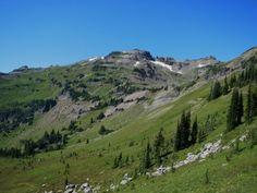 Snowgrass Flat — Washington Trails Association