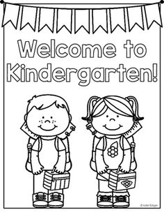 BACK TO SCHOOL COLORING PAGE~ {FREEBIE
