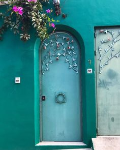 """35 Likes, 6 Comments - Doors, not walls  (@puertasnoparedes) on Instagram: """"Where flowers bloom, so does hope. #puertasnoparedes #doorsnotwalls"""""""