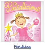 Pinkalicious - I don't know too much about this but have heard good things so might give it a try