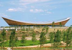London 2012 Velodrome | Hopkins
