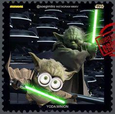 Star Wars Minions ~ Yoda