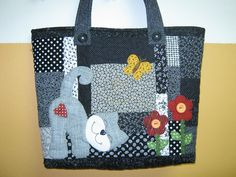 Bolsa by Zion Artes por Silvana Dias, via Flickr