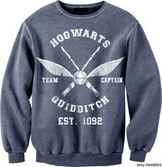 quidditch... team captain: thats me. i honestly think thats the sport I was meant for, too bad i don't have a flying broom : (