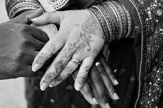 Hands, Ring, Wedding, Henna