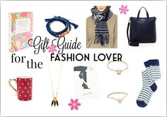 Gift Guide for the Fashion Lover | Funky Jungle