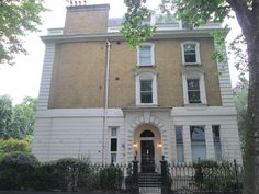 The home of composer Andrew Lloyd Webber in 1964