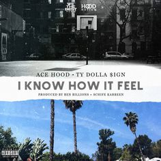 I Know How It Feel, a song by Ace Hood, Ty Dolla $ign on Spotify