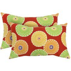 Rectangle Lumbar Pillow