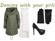 Party look for Spring