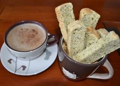 Wheat-free Rusks or Biscotti - Cooking Up A Storm Buttermilk Rusks, Diabetic Recipes, Cooking Recipes, Rusk Recipe, Pecan Nuts, Wheat Free Recipes, Cook Up A Storm, Cake Flour, Gluten Free Baking