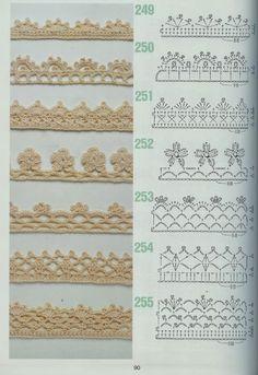 Decora y diviértete: Unos detalles de ganchillo muy decorativos que dan calidez a tu hogar + patrones