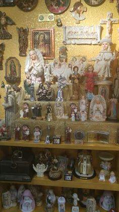Ángeles y figuras rellgiosas, en la boutique angelical más antigua de América