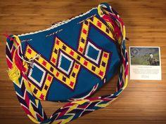 Wayuu Bag by GoodFeelSupplyCo on Etsy