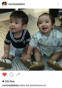 KaiRin...love you both Cutest babies I ever seen