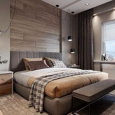 Glamorous and exciting hotel bedroom decor. See more luxurious interior design d… Glamorous and exciting hotel bedroom decor. Guest Bedrooms, Luxury Bedroom Design, Home Bedroom, Bedroom Hotel, Luxurious Bedrooms, Hotel Bedroom Decor, Modern Bedroom, Small Bedroom, Luxury Interior