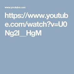 https://www.youtube.com/watch?v=U0Ng2I__HgM