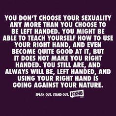#FCKH8 #LGBT #GAY #LOVE